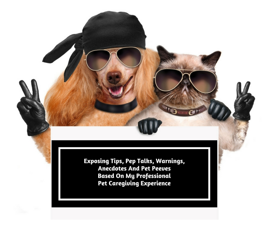 Pet Peeves Unmasked Blog Mission is to give followers access to information they can trust and help them care for their dogs and cats