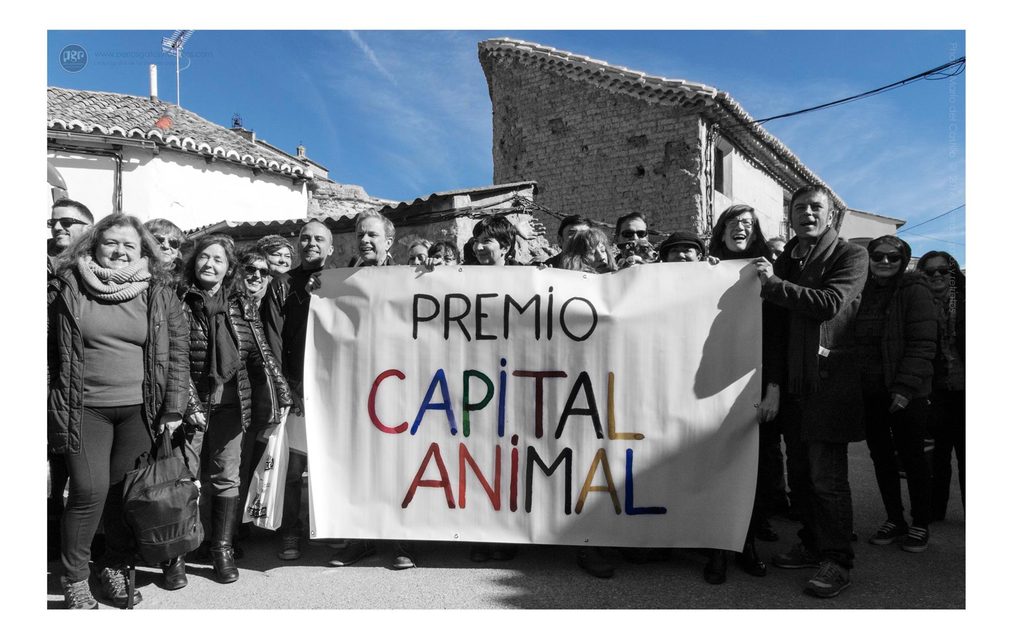 Spaniards declare this town their Animal Capital